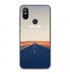 Coque en silicone Xiaomi Mi A2 Lite - Citation 03