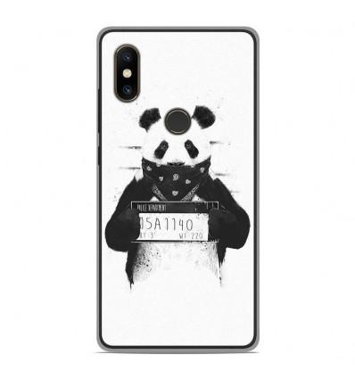 Coque en silicone Xiaomi Mi Mix 2S - BS Bad Panda