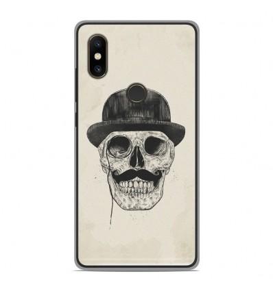 Coque en silicone Xiaomi Mi Mix 2S - BS Class skull