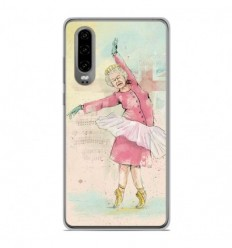 Coque en silicone Huawei P30 - BS Dancing Queen