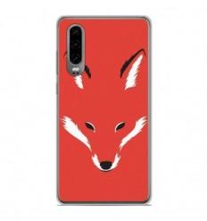Coque en silicone Huawei P30 - RF Foxy Shape