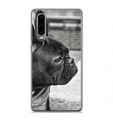 Coque en silicone Huawei P30 - Bulldog