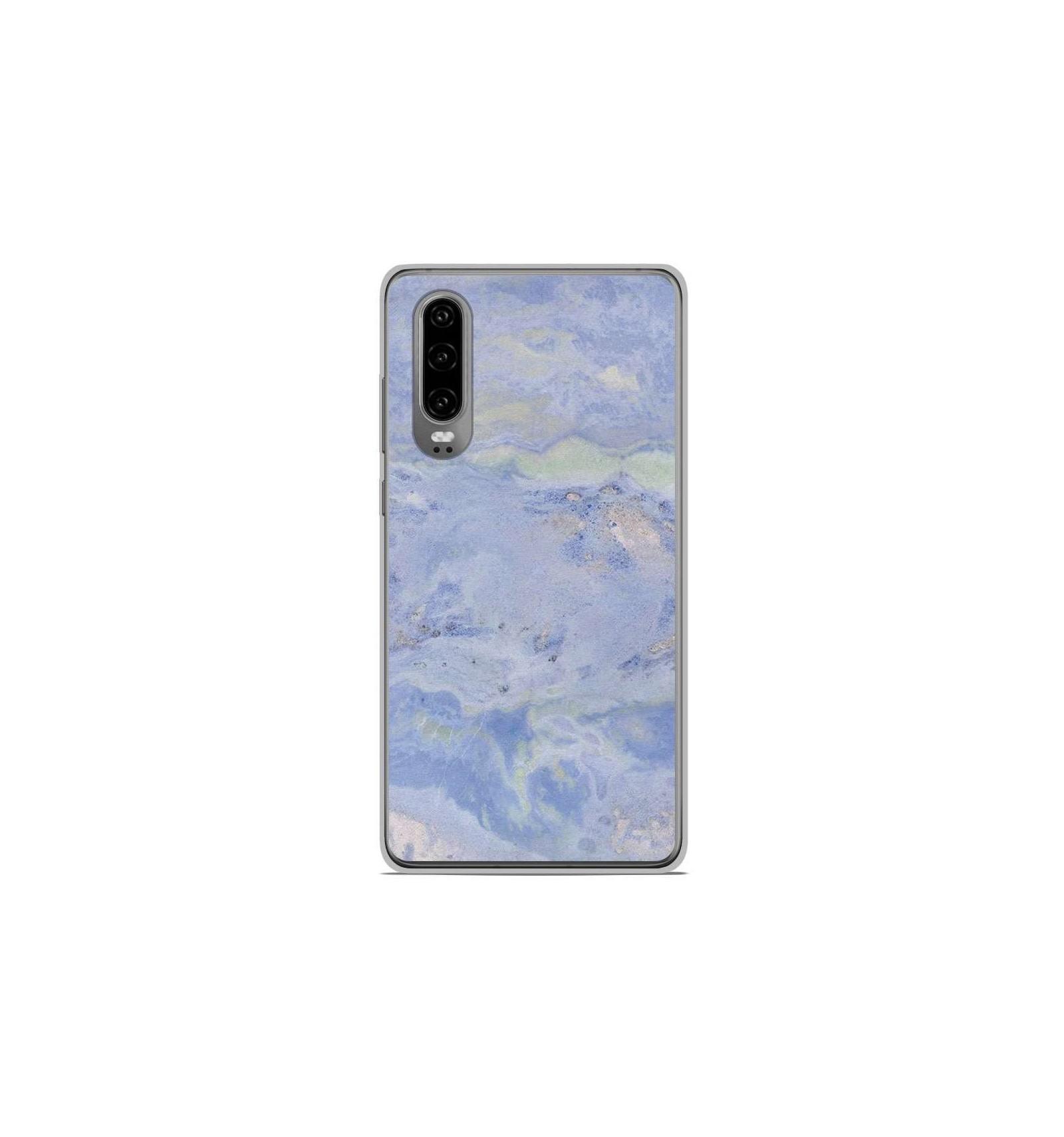coque p30 huawei marbre