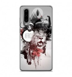 Coque en silicone Huawei P30 - Africa Swag