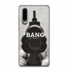 Coque en silicone Huawei P30 - Bang