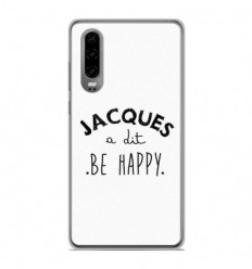 Coque en silicone Huawei P30 - Citation 05