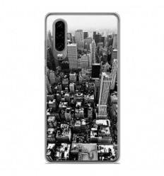 Coque en silicone Huawei P30 - City