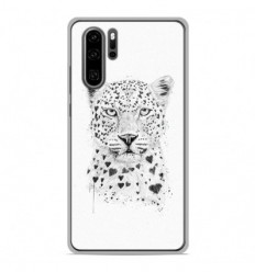Coque en silicone Huawei P30 Pro - BS Love leopard