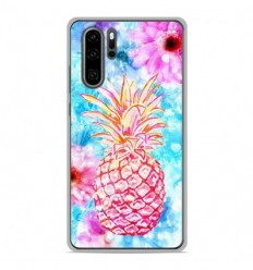 Coque en silicone Huawei P30 Pro - Ananas
