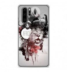 Coque en silicone Huawei P30 Pro - Africa Swag