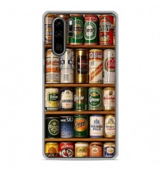Coque en silicone Huawei P30 Pro - Canettes