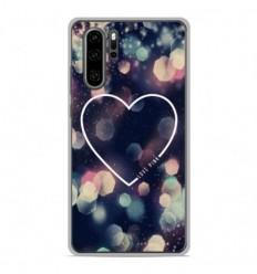 Coque en silicone Huawei P30 Pro - Coeur Love