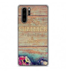 Coque en silicone Huawei P30 Pro - The best summer