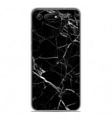 Coque en silicone Huawei Honor View 20 - Marbre Noir