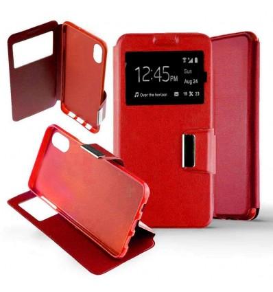 Etui Folio Apple iPhone XR - Rouge