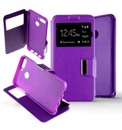 Etui Folio Huawei Honor 7C - Violet