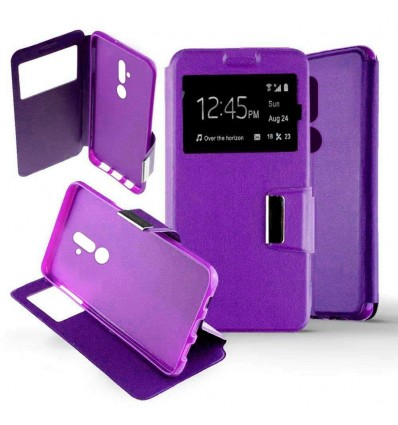 Etui Folio Huawei Mate 20 Lite - Violet