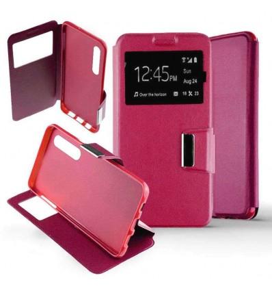 Etui Folio Huawei P20 pro - Rose