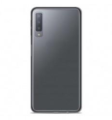 Coque Samsung Galaxy A7 2018 Silicone Gel - Transparent