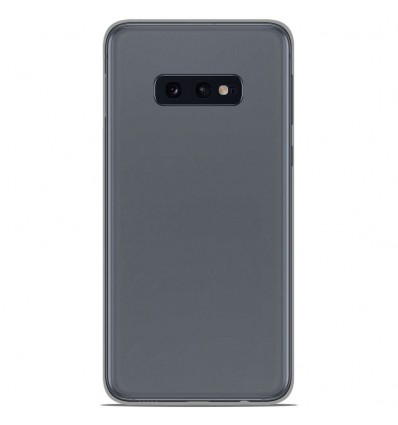 Coque Samsung Galaxy S10e Silicone Gel - Transparent