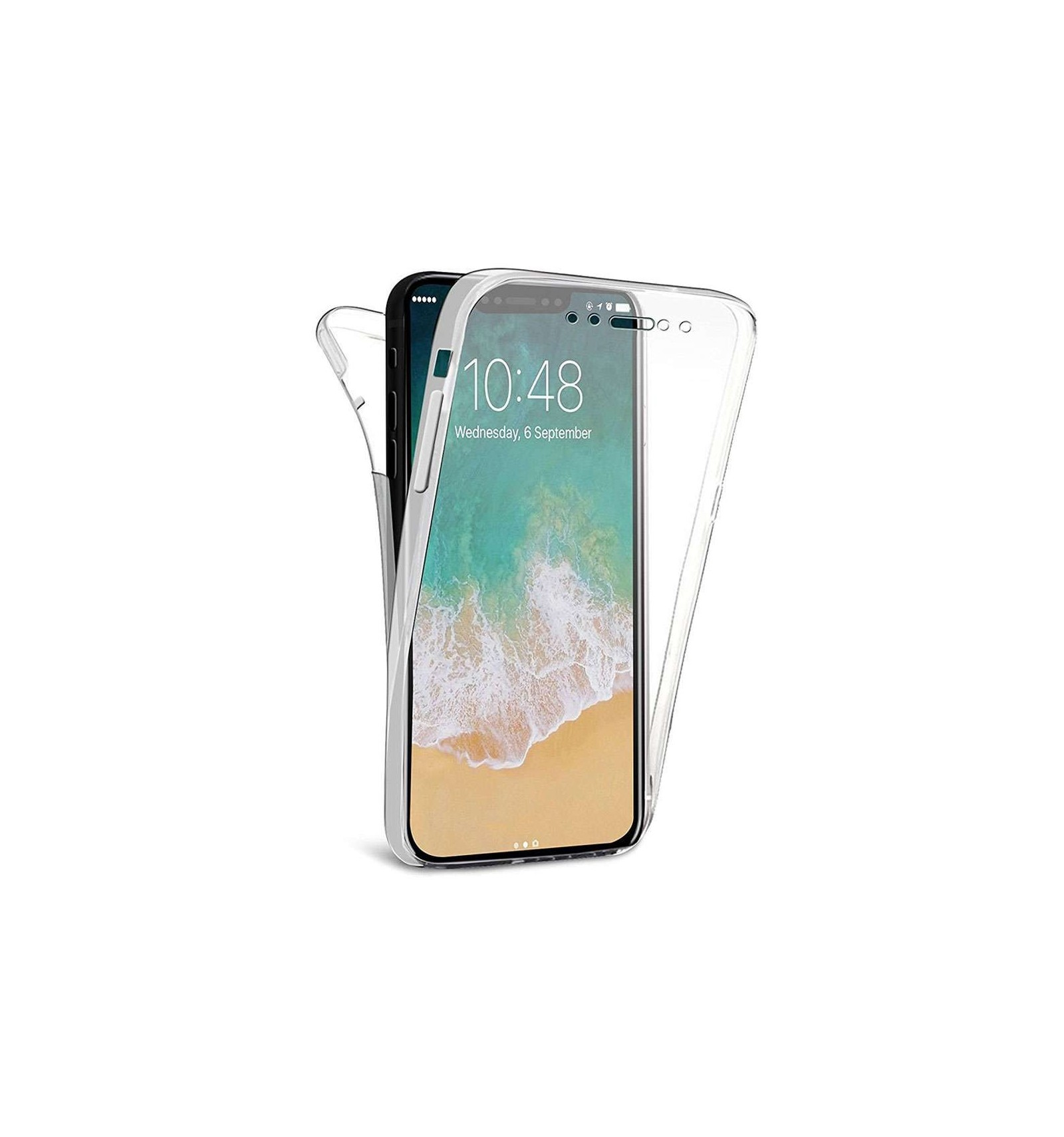 coque silicone integrale iphone xr
