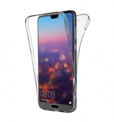 Coque silicone intégrale pour Huawei P20 Pro