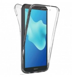 Coque silicone intégrale pour Huawei Honor 7S