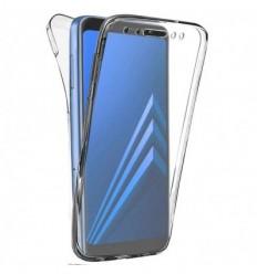 Coque intégrale pour Samsung Galaxy A6 Plus 2018