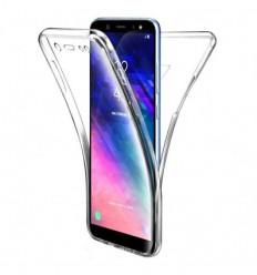 Coque intégrale pour Samsung Galaxy A9 2018