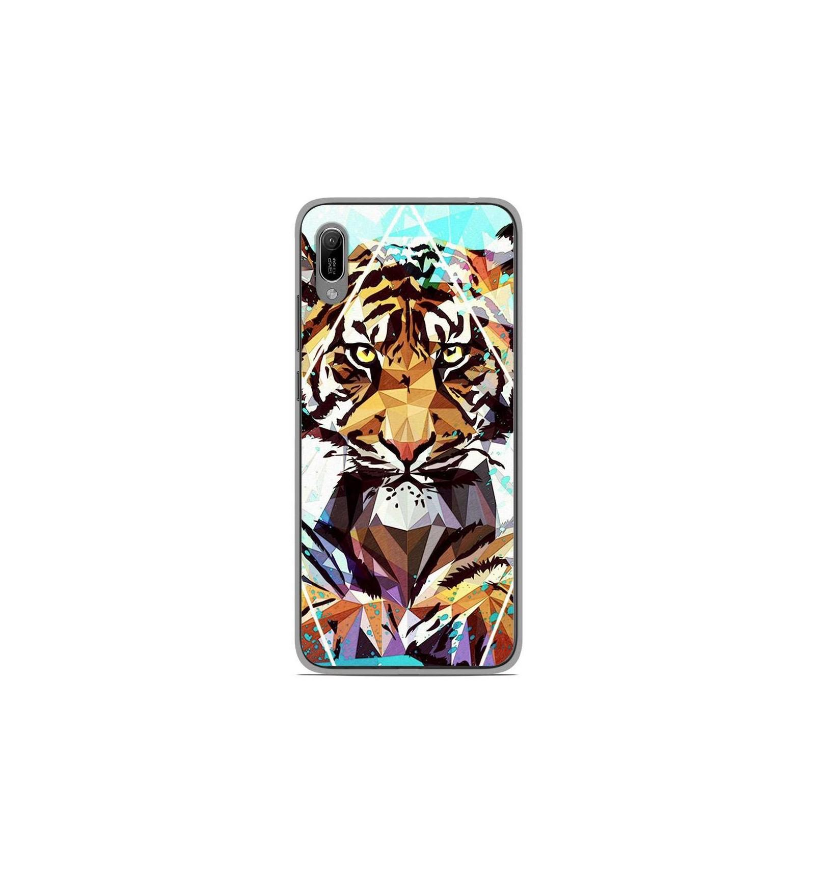 Coque en silicone Huawei Y6 2019 - ML It Tiger