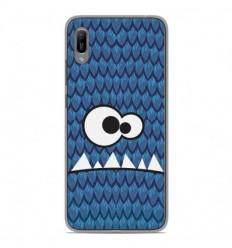 Coque en silicone Huawei Y6 2019 - Monster