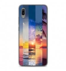 Coque en silicone Huawei Y6 2019 - Aloha