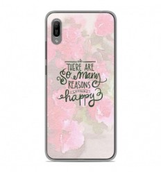 Coque en silicone Huawei Y6 2019 - Citation 02