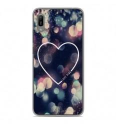 Coque en silicone Huawei Y6 2019 - Coeur Love