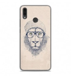 Coque en silicone Huawei Y9 2019 - BS Cool Lion