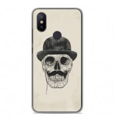 Coque en silicone Xiaomi Mi A2 - BS Class skull