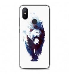 Coque en silicone Xiaomi Mi A2 - RF Death Run