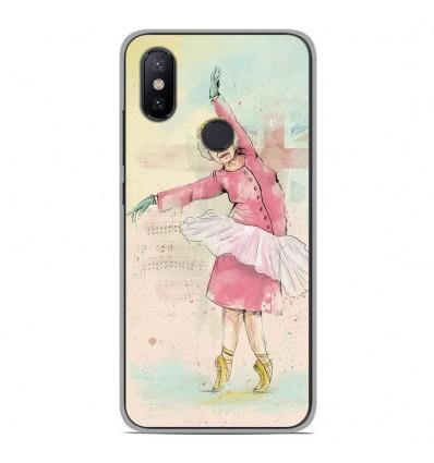 Coque en silicone Xiaomi Mi 6X - BS Dancing Queen