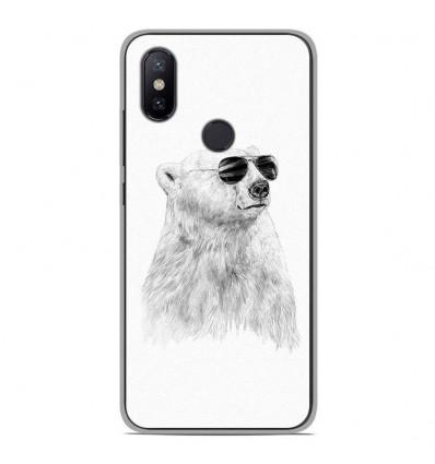 Coque en silicone Xiaomi Mi 6X - BS Sunny bear