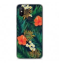 Coque en silicone Xiaomi Redmi 6 Pro - Tropical