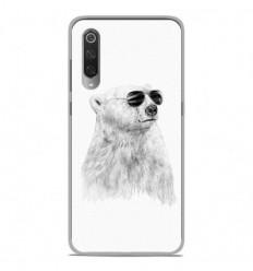 Coque en silicone Xiaomi Mi 9 / Mi 9 Pro - BS Sunny bear