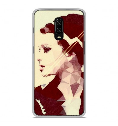 Coque en silicone OnePlus 6T - ML Chic Mood