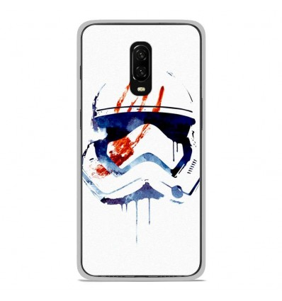 Coque en silicone OnePlus 6T - RF Bloody Memories