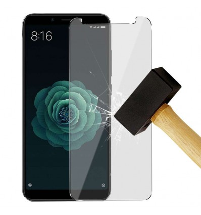 Film verre trempé - Xiaomi Mi 6X protection écran