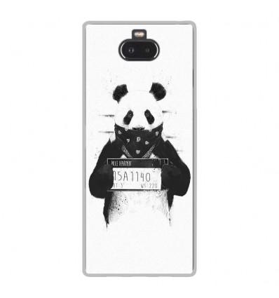 Coque en silicone Sony Xperia 10 - BS Bad Panda