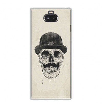 Coque en silicone Sony Xperia 10 - BS Class skull