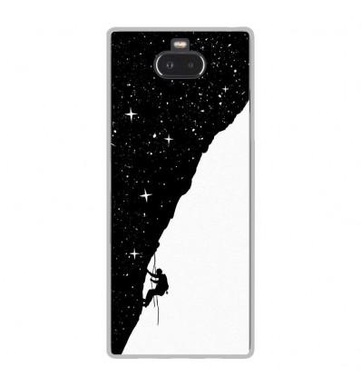 Coque en silicone Sony Xperia 10 - BS Nightclimbing