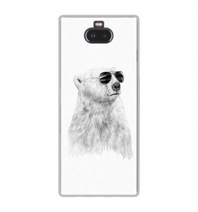 Coque en silicone Sony Xperia 10 - BS Sunny bear
