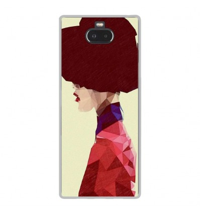 Coque en silicone Sony Xperia 10 - ML Chic Hat