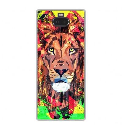 Coque en silicone Sony Xperia 10 - ML Do you Roar